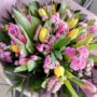 Υπέροχα λουλούδια για το Νίκο και τη Νικολέττα από το ανθοπωλείο Νταλαπέρας